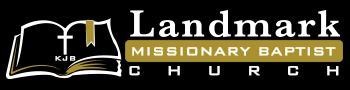 Landmark Missionary Baptist Church Logo